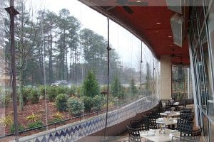 Commercial Restaurant Patio Enclosures