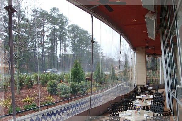 Commercial Outdoor Patio Enclosures   Enclosure Guy on Outdoor Patio Enclosures  id=55556