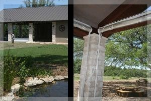 Commercial Vinyl Patio Enclosures Roll Up