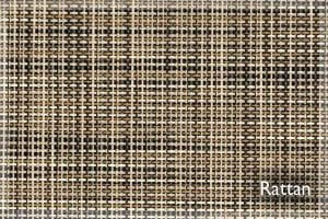 Suntex90 Rattan Color Swatch