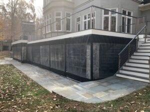 Drop Deck Residential Outdoor Patio Enclosures