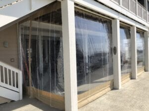 Drop W Pulley Kit Oceanside Patio Clear Enclosures